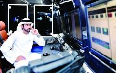 الصورة: حمدان بن محمد: دبي تستعد لتشكيل مستقبل التنقل العالمي