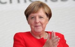 """الصورة: ميركل """"أقوى امرأة في العالم"""" للمرة الثامنة على التوالي"""