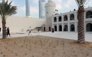 الصورة: من داخل قصر الحصن .. حكاية وطن