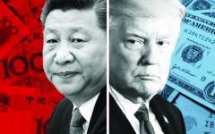 الصورة: الهدنة بين أميركا والصين في مهب الريح بعد اعتقال ابنة مؤسس «هواوي»