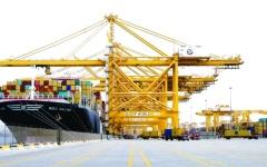 الصورة: موانئ دبي العالمية تستحوذ على أكبر شبكة خدمات لوجستية أوروبية