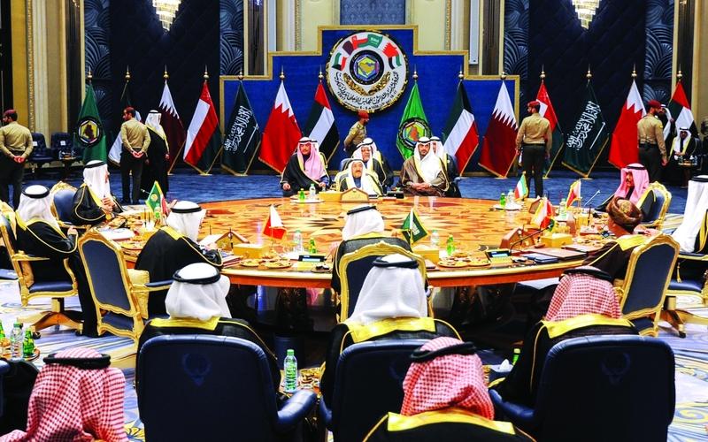 تأثير الأزمة السورية على مجلس التعاون الخليجي
