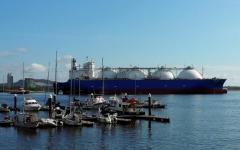 الصورة: أستراليا تزيح قطر عن عرش الغاز الطبيعي المسال