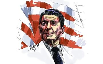 الصورة: «ريغان..رحلة أميركية».. سيرة ومقارنات