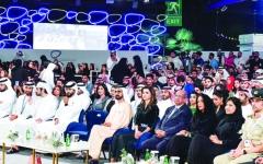 الصورة: محمد بن راشد: الإمارات نموذج في بث التفاؤل مع العمل الجاد لبناء المستقبل