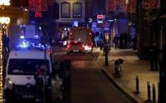 الصورة: تحديد هوية مطلق النار في ستراسبورغ
