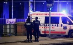 الصورة: فرنسا: البحث عن المشتبه به في هجوم ستراسبورغ ما زال جارياً