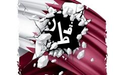 الصورة: قطر تسعى لفرض سيادتها على غزة