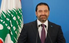 الصورة: الحريري يأمل تشكيل الحكومة اللبنانية قبل نهاية العام