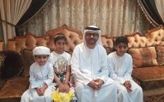 الصورة: الإماراتي راشد هاشم: أحلُم بـ«نوبل التعليم»