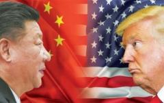 الصورة: «ترامب» يتجه لاستغلال «ماريوت» ورقة ضغط على الصين