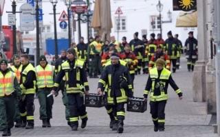 الصورة: إجلاء 8 آلاف شخص من مدينة ألمانية بسبب قنبلة
