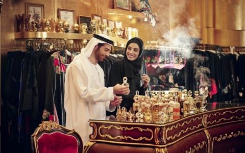 الصورة: دبي.. وجهة مفضلة لقضاء شهر العسل