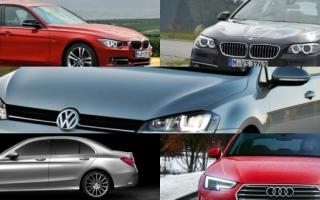 الصورة: تراجع مبيعات السيارات الجديدة في أوروبا