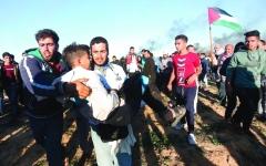 الصورة: شهيد  برصاص الاحتلال في الضفة