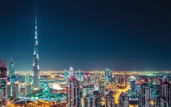 الصورة: الإمارات أحد النمور الاقتصادية الجديدة في آسيا