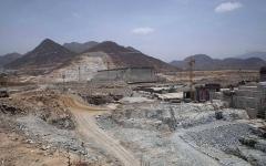 الصورة: مفاجأة بشأن بناء سد النهضة الإثيوبي