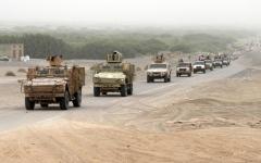 الصورة: بدء اتفاق  وقف إطلاق النار  في الحديدة