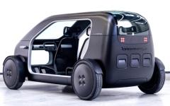 الصورة: مركبة ذكية للمُدن