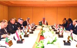 الصورة: سلطان الجابر: دور محوري للسعودية في مواجهة إعلام التطرف والإرهاب