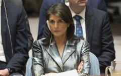 الصورة: هايلي: خطة ترامب للشرق الأوسط جاهزة ومختلفة