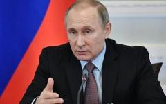 الصورة: بوتين: لدينا أسلحة قادرة على الوصول للقطبين