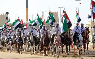 الصورة: مهرجان الشيخ زايد التراثي.. الإمارات تخاطب العالم