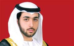 الصورة: ولي عهد أم القيوين: حاكم دبي حقق التميّز الحضاري لدولتنا
