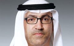 الصورة: وزراء: محمد بن راشد قائد السعادة والتحديات والإنجازات