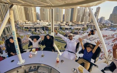 الصورة: «فقط في دبي».. سياحة متكاملة بلا أي لحظة ضائعة