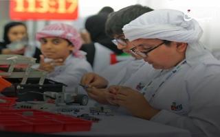الصورة: الإمارات في خدمة الإنسان