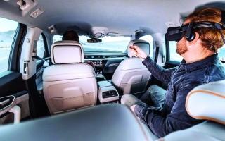 الصورة: عالم ألعاب إلكترونية افتراضي لسائقي السيارات