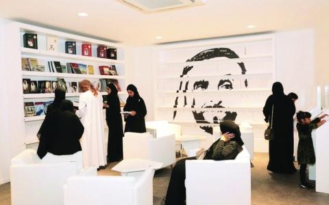 الصورة: الصورة: إصدارات «ذاكرة الوطن» تروي إنجازات قادة الإمارات