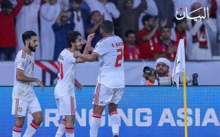 الصورة: فعلها المنتخب الإماراتي وجسد مقولة قدام يالأبيض