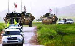 الصورة: التحالف الدولي يبدأ الانسحاب من سوريا