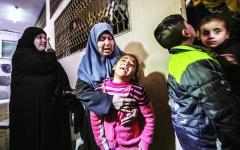 الصورة: الاحتلال يهدّد 5 عائلات مقدسية بالتهجير القسري
