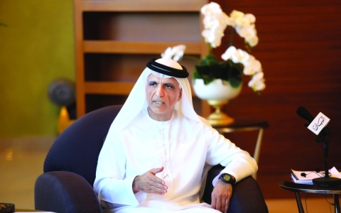 الصورة: الصورة: سعود بن صقر يبشر بمستقبل تنموي واستثماري واعد