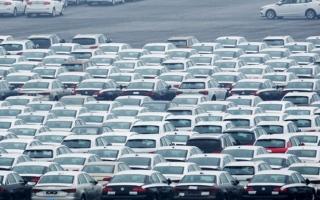 الصورة: تراجع مبيعات السيارات بالصين
