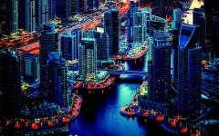 الصورة: دبي أقل تكلفة من أغلى المدن بـ45%