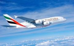 الصورة: مركبة تعطّل إقلاع رحلة «طيران الإمارات» من مطار القاهرة