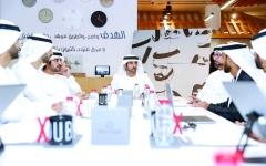 الصورة: حمدان بن محمد: دبي نموذج عالمي للابتكار
