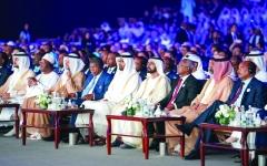 الصورة: محمد بن راشد ومحمد بن زايد: الإمارات تقود العالم في تسريع جهود الاستدامة