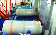 الصورة: إيران تتحدى العالم برفع نسب تخصيب اليورانيوم