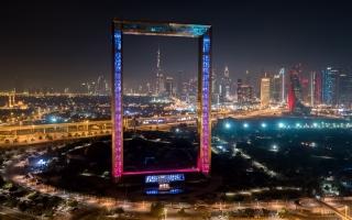 برواز دبي يجذب مليون زائر خلال عام