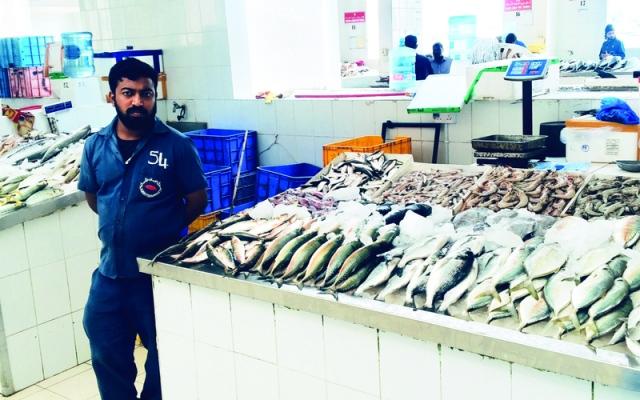 60 انخفاض أسعار الأسماك في سوق عجمان عبر الإمارات أخبار وتقارير البيان