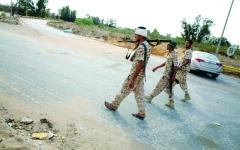 الصورة: الجيش الليبي يتعهد بالقضاء على إرهابيي قطر وتركيا