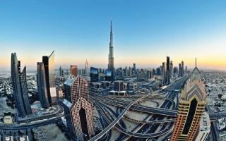 دبي المفضلة للسائح الهندي في 2019