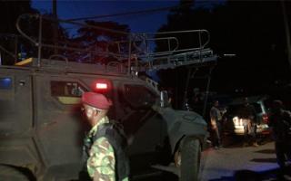 الصورة: الشرطة الكينية تكشف عن المستهدفين بالهجوم على فندق نيروبي