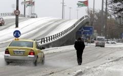 الصورة: الأردن يعلن حالة الطوارئ القصوى في عمان بسبب الأحوال الجوية