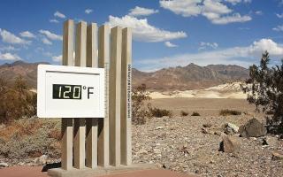 الصورة: موجة حارة تضرب استراليا ودرجات الحرارة تقترب من 50